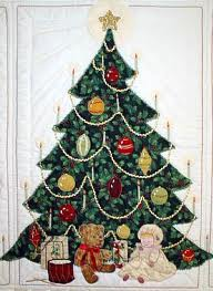Christmas Tree old fashioned