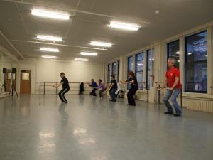qigong and tai chi class